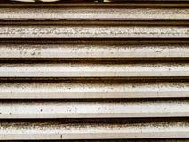 Damm som samlas i axel av textur för tapet för bakgrund för modell för airductuttagabstrakt begrepp arkivfoto