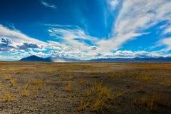 Damma av av himlen Arkivfoto
