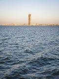 Dammam Corniche στοκ εικόνα