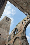 Damme church in Belgium Stock Photo