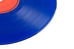 dammig registrerad vinyl Royaltyfri Foto
