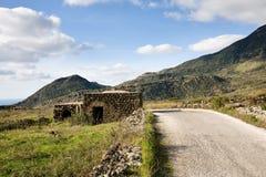Dammuso, Pantelleria Royalty Free Stock Image