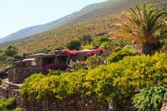 Dammuso in Pantelleria Royalty Free Stock Images