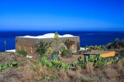 Dammuso in Pantelleria Royalty Free Stock Image