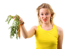 Damn vegetable Stock Images