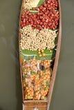 damnoen плавая saduak Таиланд рынка Стоковые Фотографии RF