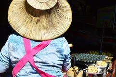 Damnoen Saduak Floating Market, Bangkok Stock Photography