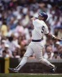 Damon Berryhill. Chicago Cubs catcher Damon Berryhill. (Image taken from color slide Stock Photo