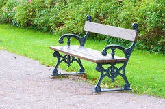 Damp bench Stock Images