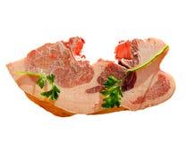 Damp meat Stock Photos