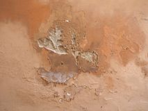Damp moisture on wall Stock Images