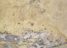 damp moisture on wall royalty free stock photo
