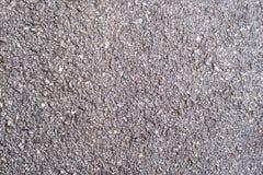 Damp surface of asphalt Stock Images