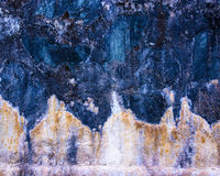 Damp wall texture Royalty Free Stock Image