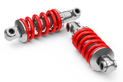 The dampers Stock Photography