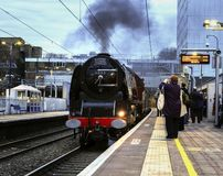 Dampf bilden das Yorkshireman in London aus lizenzfreies stockfoto