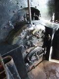 Dampf-Motor Lizenzfreies Stockbild