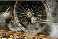 Dampf-Motor Stockbild