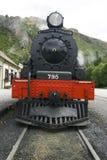 Dampf-Serie Stockbild