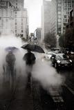Dampfiges Vancouver Lizenzfreie Stockfotos