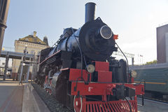 Dampflokomotive Stockbild