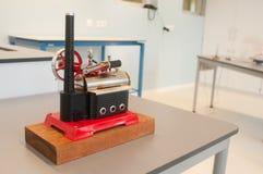 Dampfmaschine Stockfoto