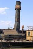 Dampfschiff Lizenzfreie Stockbilder