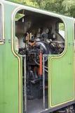 Dampfzug Stockbild