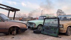 Dampingów samochody zbiory