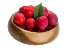 Damson plum Stock Photos