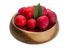 Damson plum Royalty Free Stock Photos