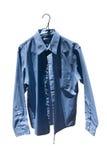 damtoalettskjorta Royaltyfri Fotografi