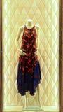 Damy lata suknia Zdjęcie Stock