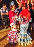 Damy Seville Zdjęcia Royalty Free