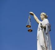 Damy sprawiedliwość Rotterdam zdjęcia royalty free