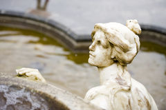 Damy statua Obraz Stock