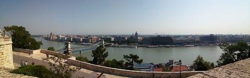 Danúbio rzeka Zdjęcia Royalty Free