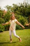 A dança é minha alegria Fotografia de Stock Royalty Free
