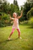 A dança é minha alegria Imagens de Stock Royalty Free