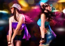 Dança 1 do disco Imagem de Stock
