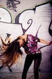Dança! Fotografia de Stock
