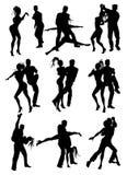 Dança imagem de stock royalty free