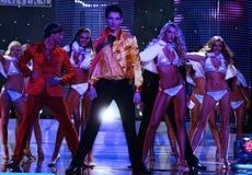 Dança Fotografia de Stock Royalty Free