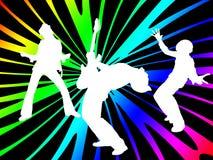 Dança Foto de Stock Royalty Free