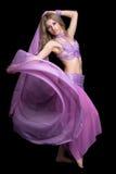 Dança 8 fotografia de stock