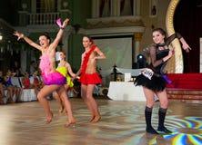 A dança artística concede 2012-2013 Fotografia de Stock Royalty Free