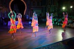 A dança artística concede 2014-2015 Imagens de Stock Royalty Free