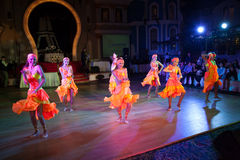 A dança artística concede 2014-2015 Foto de Stock