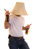 Dança bebida Imagem de Stock
