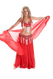 Dança bonita Fotografia de Stock